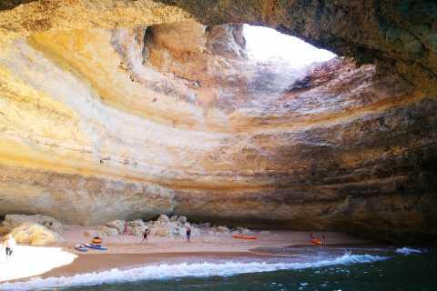 From Portimão: Benagil Cave Tour