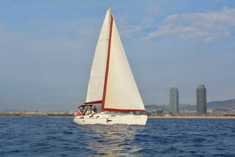 Sailing in Barcelona With a Private Sailboat