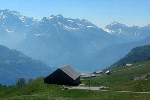 Zurich: Full-Day Haute Route Hike
