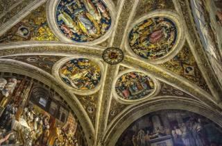 Vatikanische Museen ohne Anstehen mit privatem Guide