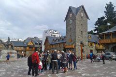 Excursão Econômica a Pé pelo Centro Histórico de Bariloche
