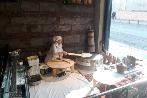 Istanbul: Private Culinary Walking Tour