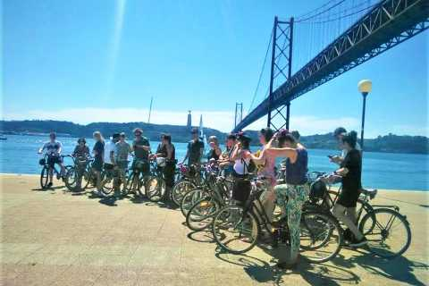 Lisbon: Guided E-Bike Tour to Belém