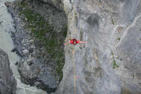 Interlaken: 2.5-Hour Canyon Swing