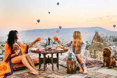 2-Day Cappadocia Tour From Istanbul Optional Balloon Flight