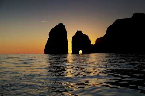 Capri: Day & Night Boat Tour
