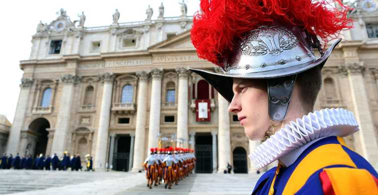 Vatican Museums and Sistine Chapel: Skip-the-Ticket-Line
