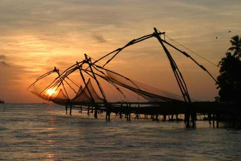 From Cochin: Fort Kochi and Mattancherry Sightseeing Tour
