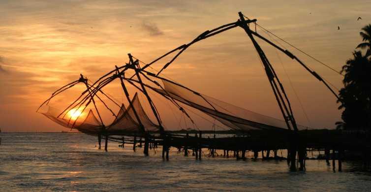 Desde Cochin: Fort Kochi y Mattancherry Sightseeing Tour
