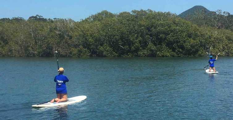 Byron Bay: 2,5-stündige Stand Up Paddle Board-Lektion