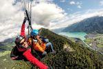 Tandem Paragliding in Interlaken