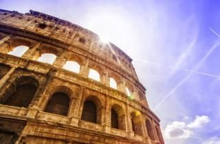 Rom: 3-stündige Privattour durch Kolosseum mit Arenazugang