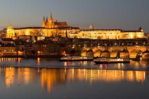 Prague Crystal Dinner Cruise