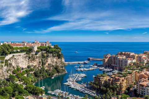 Depuis Nice: journée à Monaco, Monte-Carlo et Èze