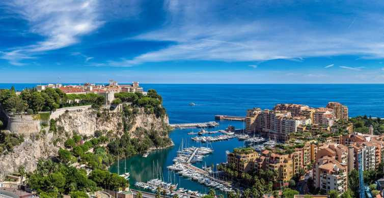 From Nice: Full-Day Monaco, Monte-Carlo & Eze Tour