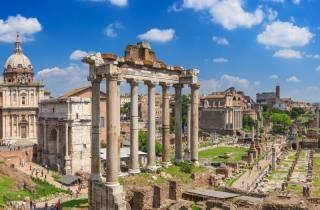 Kolosseum und Forum Romanum: Geführte Kleingruppentour