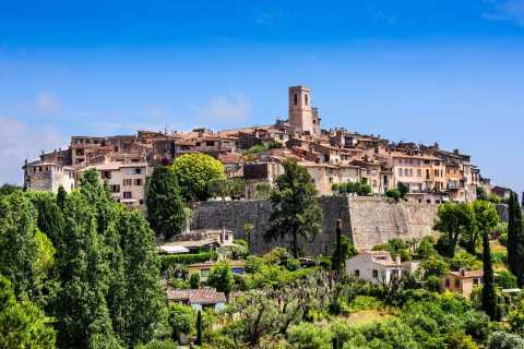 Ab Nizza: Tagestour durch die Provence-Idylle