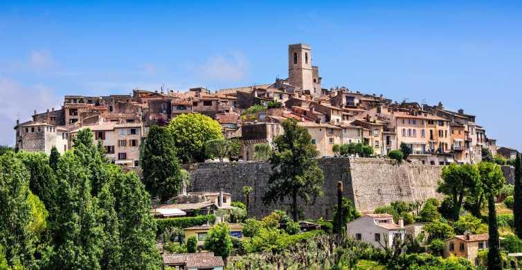De Nice: Viagem de 1 Dia à Zona Rural da Provença