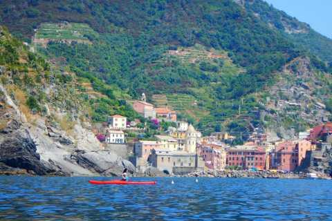 Desde Monterosso: Cinque Terre Kayak Tour