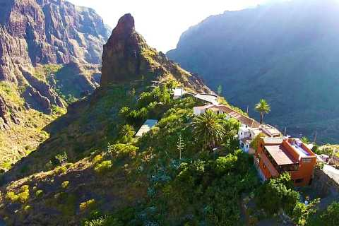 Teno-Gebirge Halbtageswanderung nach Masca