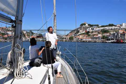 Porto: Private Sail on Douro River