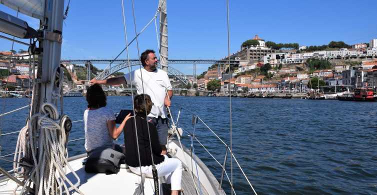 Porto: Private Sail on Douro River