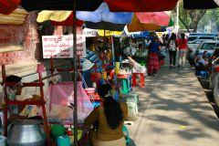 Delícias de Yangon Tour