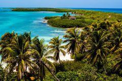 Excursão a Contoy e Isla Mujeres com Opções de Traslado