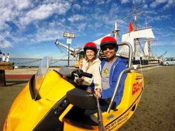 San Diego: GPS-geführte Tour im GoCar