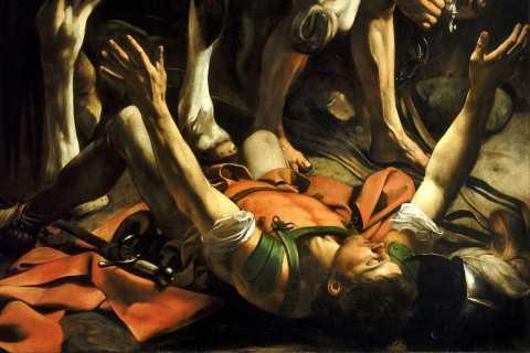 Caravaggio in Rome Tour