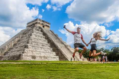 From Playa del Carmen or Cancun: Chichen Itzá Premium Tour