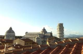 Pisa: 2-stündige Führung mit Schiefer Turm und Kathedrale