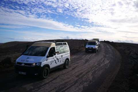Lanzarote: Halbtägige Allrad-Safari im Süden der Insel