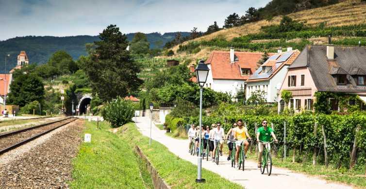Vienna: Wachau Valley Full–Day Small Group E-Bike Tour