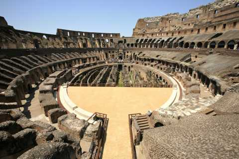 3-in-1: Colosseum, Capuchin Crypt & Vatican Guided Tour