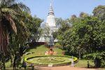 Best of Phnom Penh: Half-Day Private City Tour