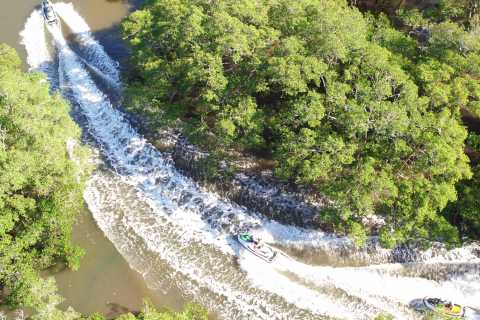 2,5-timers Ultimate Jet Ski Safari til North Stradbroke Island