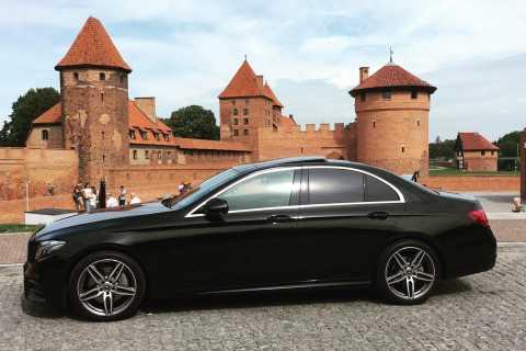Gdansk, Sopot and Gdynia Car Rental with Chauffeur