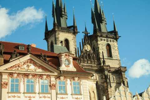 Prague Old Town and Jewish Quarter: Guided Tour in German