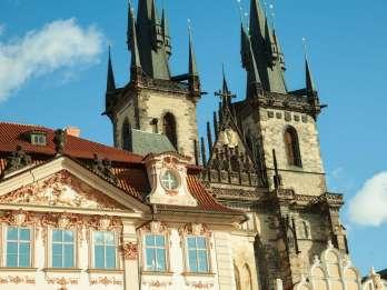 Prag: Altstadt & Jüdisches Viertel Führung auf Deutsch