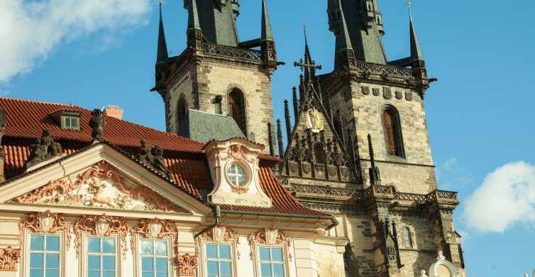 Oude stad en joods kwartier van Praag: tour in het Duits