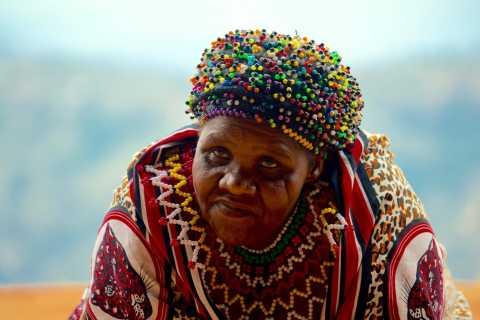 Durban: Phezulu Cultural Village & Reptile Park Private Tour