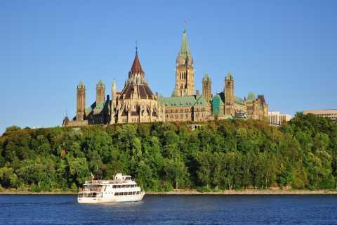 Ottawa: Small Group Half-Day City Sightseeing Tour