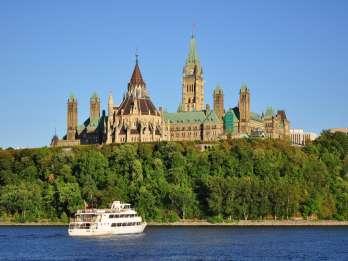 Ottawa: Halbtägige Sightseeing-Tour in Kleingruppen