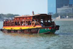 Passeio de Barco no Rio Singapura: Ingresso Eletrônico