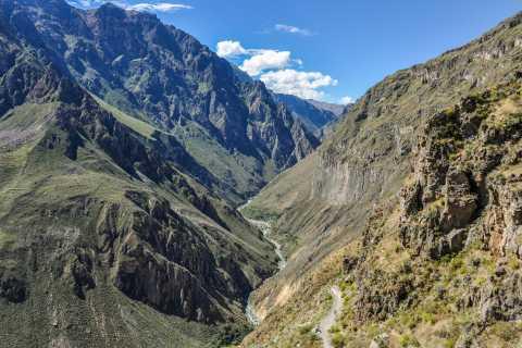 De Arequipa: randonnée de 3jours dans le canyon de Colca