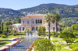 Ab Nizza: Èze, Monaco, Cap Ferrat und Villa Rothschild