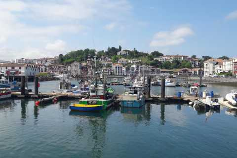 From San Sebastián: Basque-France Coastline Private Tour