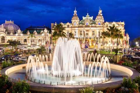 From Cannes: Monaco Small Group Night Tour