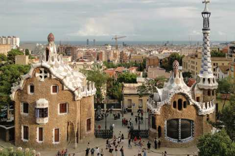 Barcelona: Gaudí de 2,5 horas - El Park Güell Tour